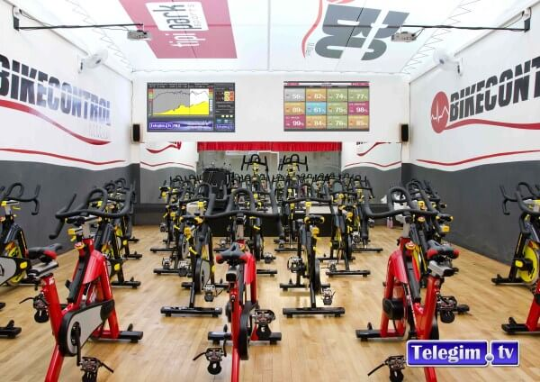 Sala Virtual Cycling Telegim Melcior Mauri