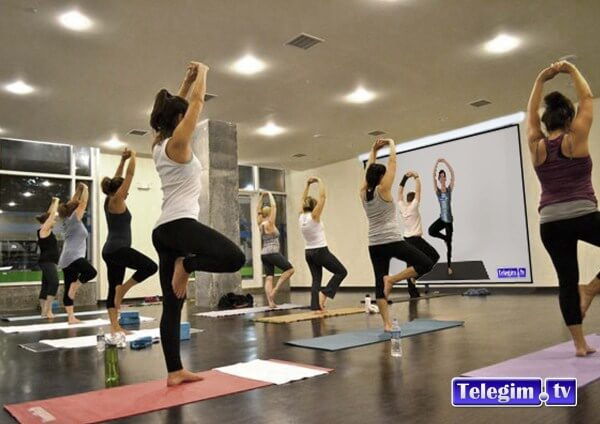 Sala Virtual Yoga TelegimTv