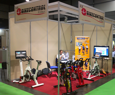 Feria Sports Unlimited 2012 TelegimTV Virtual Cycling Melcior Mauru